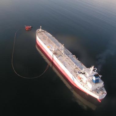Estudio maniobrabilidad y señalización marítima