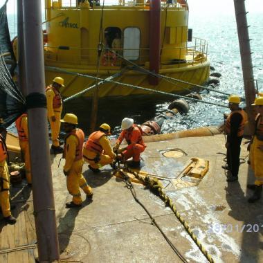 Evaluación y actualización planes de contingencia para atención emergencias marítimas